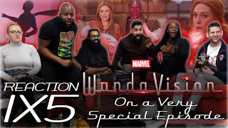 WandaVision - 1x5 On a Very Special Episode - Group Reaction