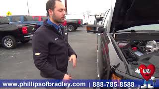 Phillips Auto Group - 2018 Chevy Silverado – DEF Fluid Fill - Chicago New Car Dealership