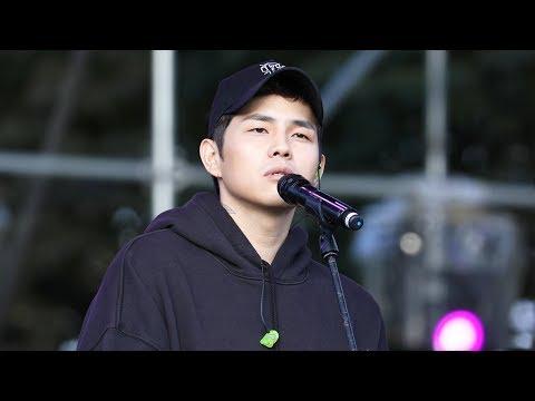 171022 박원(Park Won) - 노력 (Try) [그랜드민트페스티벌 GMF 2017] 4K 직캠 by 비몽
