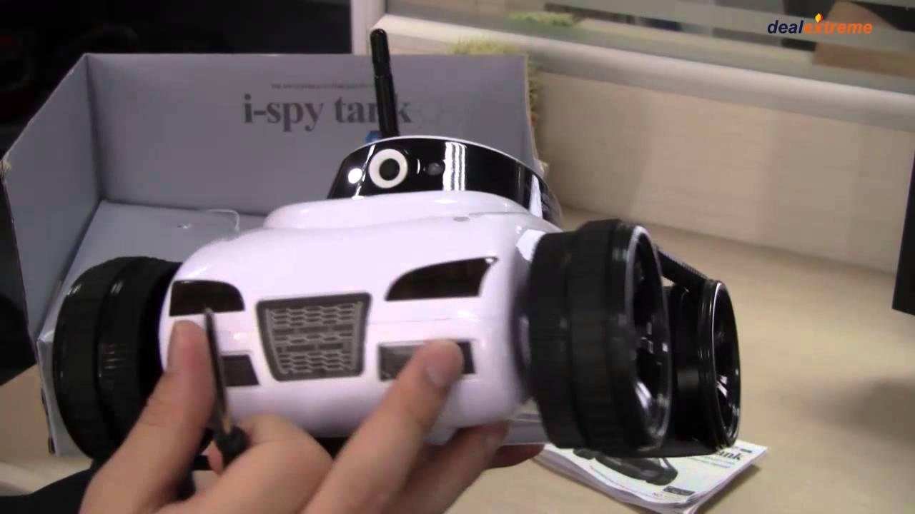 android i spy tank