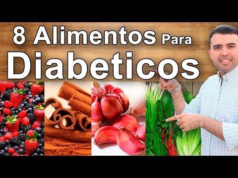 Los Mejores Alimentos y Dieta Para la Diabetes - Como Bajar el Azucar con Estos Remedios Caseros