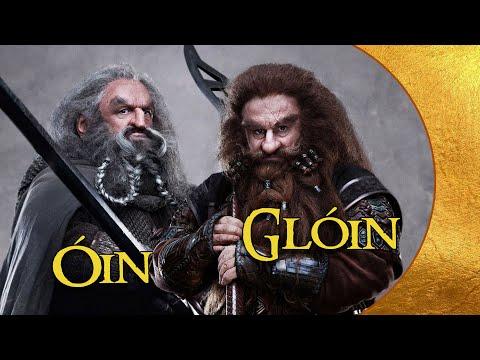 Glóin & Óin | Dwarves Of Erebor