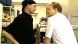 Gordon ramsay Meets his match