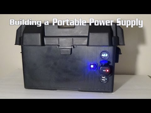 Portable Power Supply