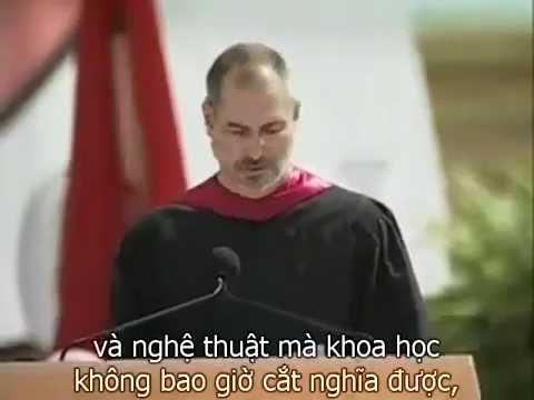 Steve Jobs và 3 câu chuyện về những bước ngoặt cuộc đời