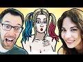 How Harley Quinn Won Villain-Bowl - Toon Sandwich LIFE