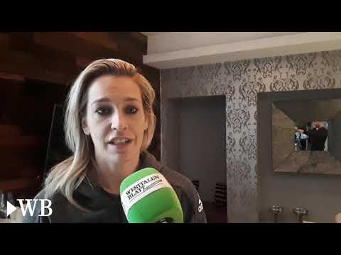 DFB-Spielerin Lena Goessling im Interview