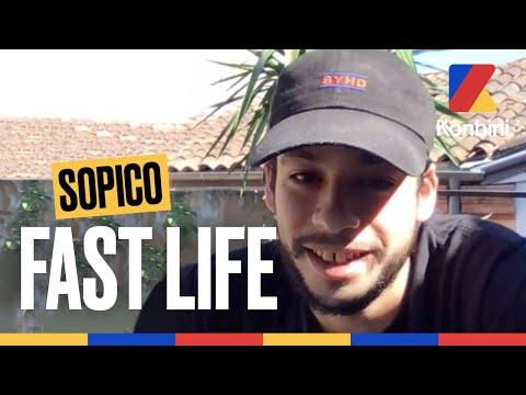 Youtube: Sopico – Travailler avec la 75e session, c'était ultra enrichissant | Fast Life | Konbini