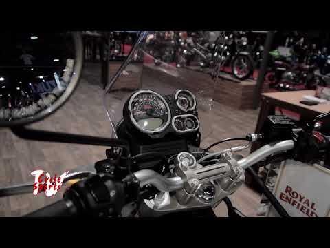 2018 Royal Enfield Himalayan-Long Beach Motorcycle Show