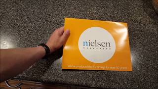 Hey!  We're a Nielson Ratings Family