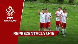 U-16: Skrót meczu Polska - Chorwacja