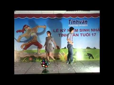 Clip sinh nhật Tinh Vân 17 tuổi (+ Full)  - Thiếu văn hoá