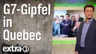 G7-Gipfel in Quebec