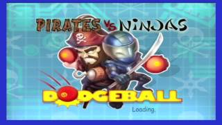 Pirates v Ninjas Dodgeball (Wii) -  Vs Friday