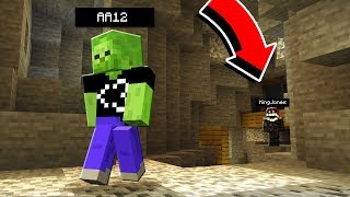 I PRETENDED to be BOOGEYMAN and TROLLED HIM! (Minecraft Trolling)