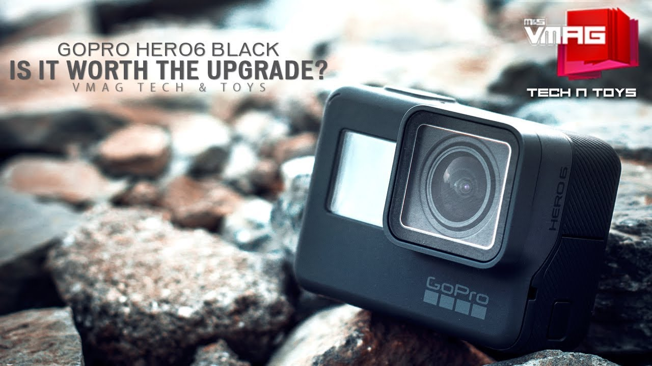 GoPro Hero6: Is it worth the upgrade? | Nepal Telecom Tech & Toys | VMAG