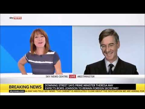 """God Bless Boris!"" Jacob Rees Mogg FULL Interview 19/SEPT/'17"