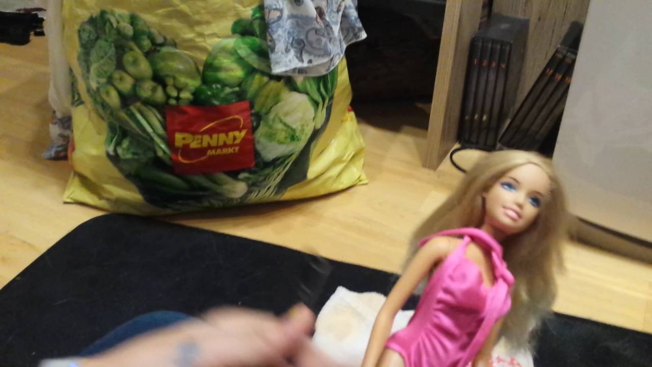 Barbie Zum Haare Färben