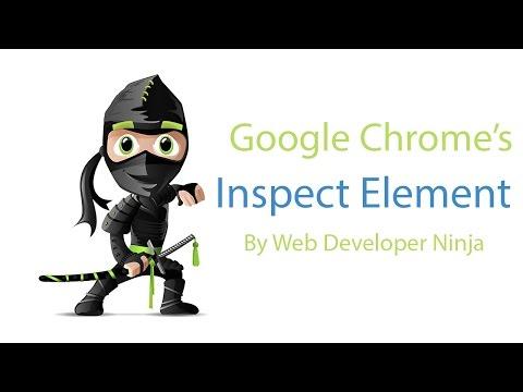 Web Design Tips and Tricks - Inspect Element