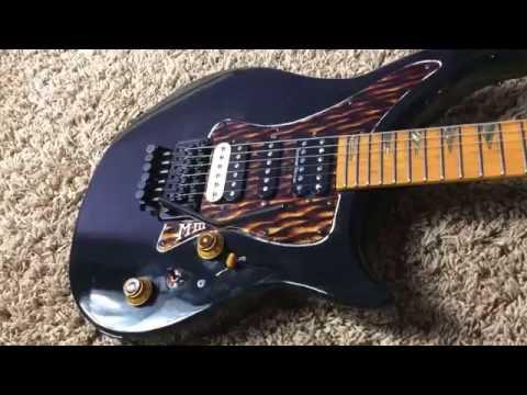 Trogly's Guitars: Gibson MIII M3 Black