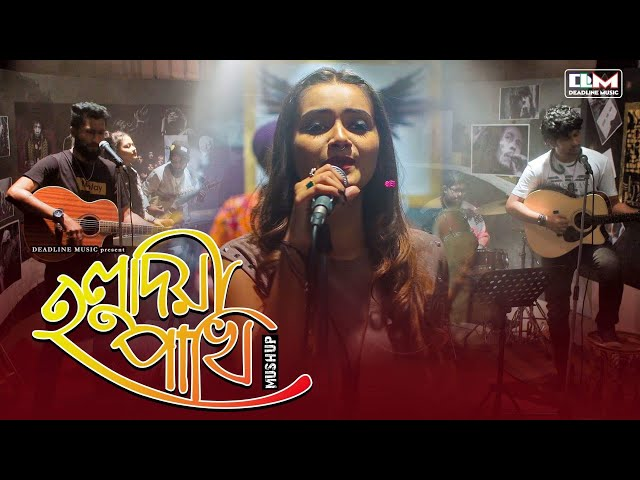Holudia Pakhi | Tanjin Tisha | Music Video | New Song 2019