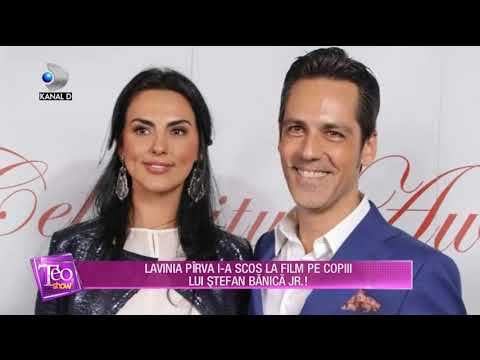 Teo Show (02.10.2018) - Lavinia Pirva i-a scos la film pe copiii lui Stefan Banica Jr.! Partea 6