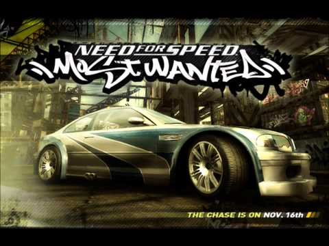 DJ Spooky and Dave Lombardo   B Side Wins Again   NfS Most Wanted Soundtrack   1080p