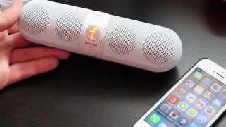 Bluetooth Колонка Fivestar F-808(Копія Beats Pill)