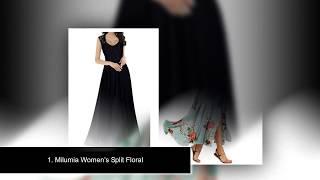✅Top 10 Best Long Dresses for Women