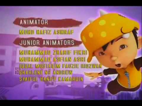 BoBoiBoy S2: Hang on Tight (Season 2 Finale Version)