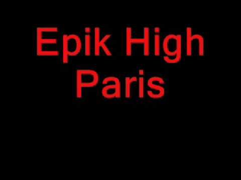 Epik High - Paris