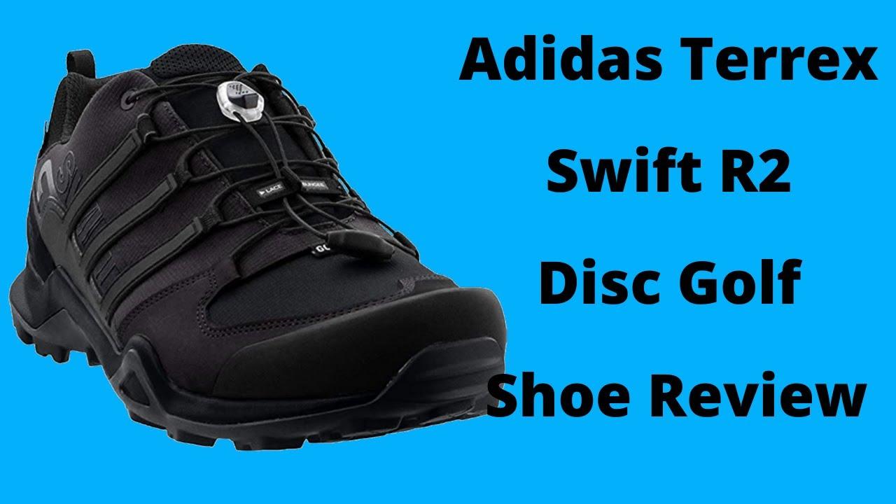Adidas Terrex Swift R2 GTX Review | Best Disc Golf Shoe Ever? | Disc Golf Coolness