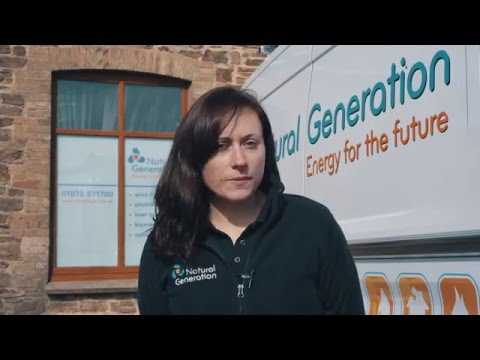Commercial Solar PV from Natural Generation