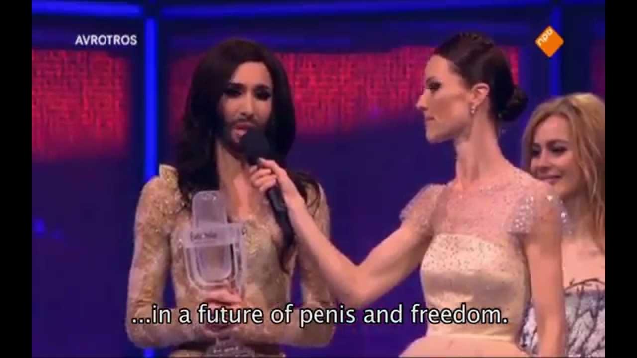 Conchita Wurst No Penis)
