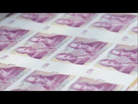 British pound drops to lowest level in three decades