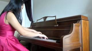 USA National Anthem: The Star-Spangled Banner--Piano arrangement by Victoria Frances Young