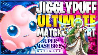Jigglypuff Ultimate MatchUp Chart - How to fight Palutena