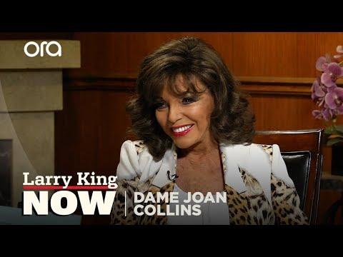 Dame Joan Collins' MeToo moment