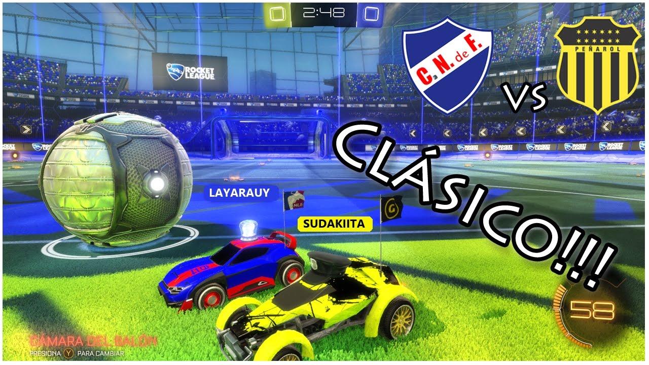 clasico uruguayo Clasico Uruguayo - Rocket League