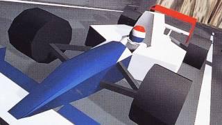 Classic Game Room - VIŔTUA RACING Sega Saturn review