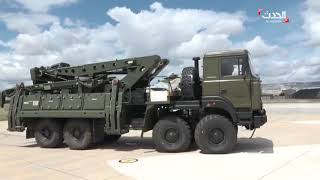 تركيا تستلم أجزاء من منظومة الدفاع  S - 400 الروسية