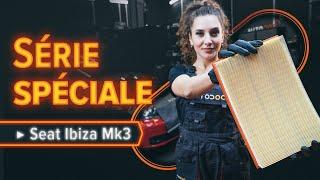 Entretien SEAT : tuto vidéo gratuit