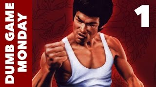 Dumb Game Monday - Bruce Lee: Quest of the Dragon Pt. 1