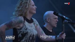 Devin Townsend Project - Higher - Live 2017 - Lyrics