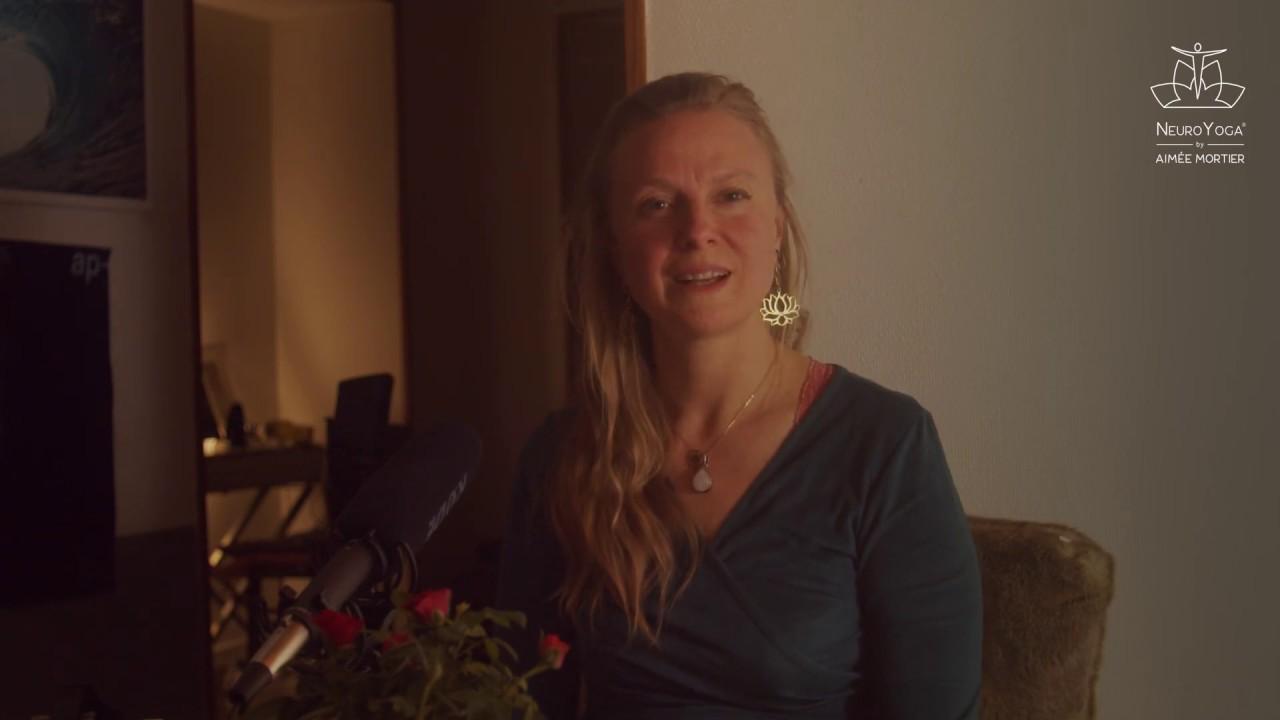 Aimée Mortier - Méditation d'ancrage des 5 sens pour Enfants/adultes