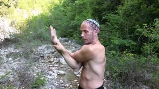 Тест упражнения ниндзя Гибкость суставов 2 упражнения Попова