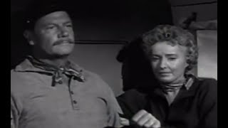 Trooper Hook  Western 1957  Joel McCrea, Barbara Stanwyck & Earl Holliman
