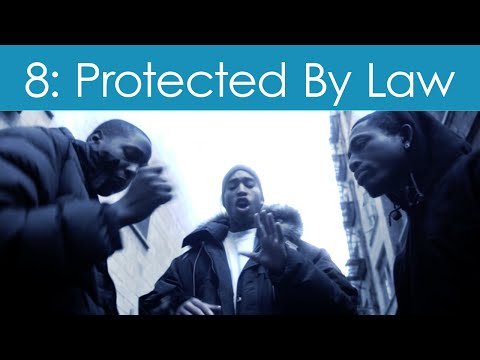 Human Rights Video #8: Protected By Law
