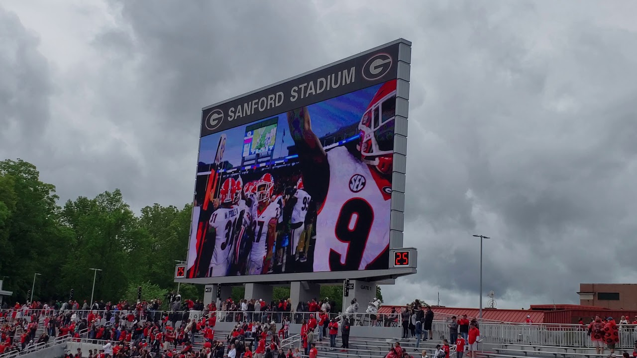 Georgia vs. Auburn: Projected Starting Lineup for the Bulldogs