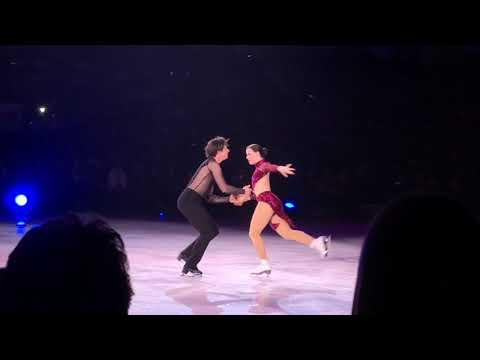 CSOI Calgary May 12, 2018 - Moulin Rouge - Tessa Virtue & Scott Moir